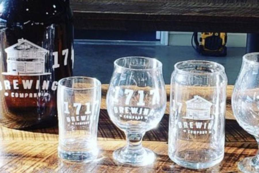 Grand Opening for 1717 Brewing Co.