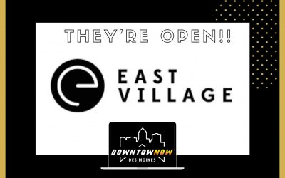 East Village is Taking Care of Business!