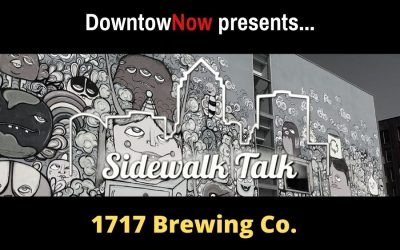 Sidewalk Talk Episode 21 – 1717 Brewing Co.