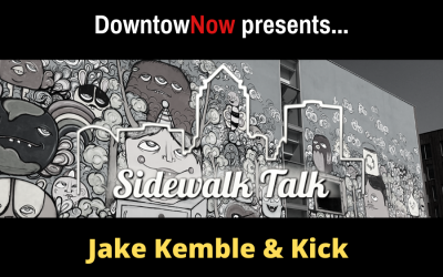 Sidewalk Episode 23 – Jake Kemble & Kick at Wooly's